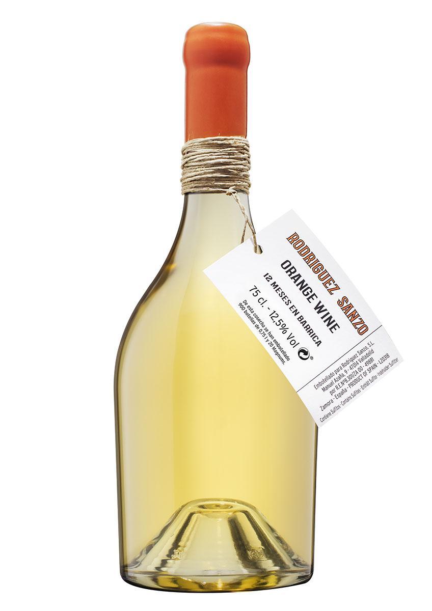 Vino Blanco  RODRIGUEZ SANZO Orange, Albilo Real