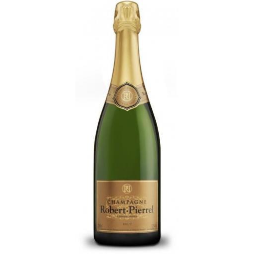 Champagne ROBERT PIERREL Brut Nature Seleccion