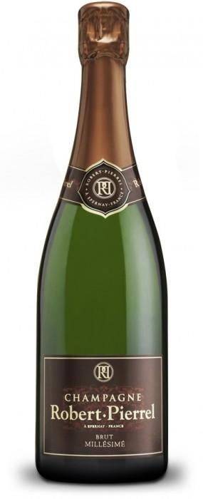 Champagne ROBERT PIERREL Milessime