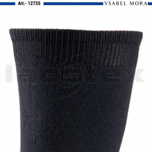 Calcetín algodón básico Ysabel Mora [1]