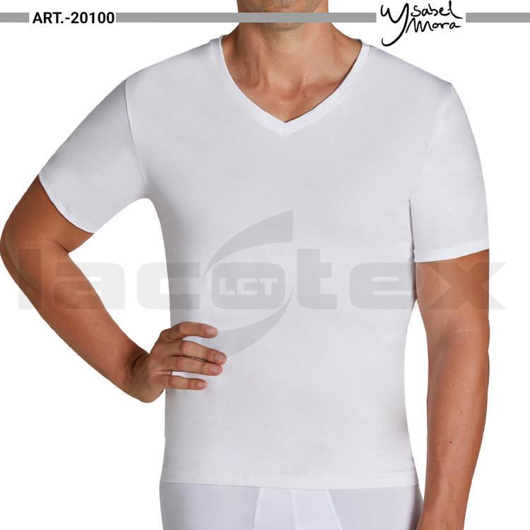Camiseta interior Ysabel Mora