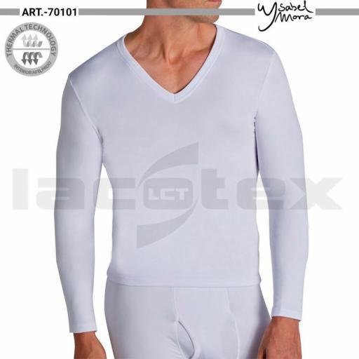 Camiseta térmica Ysabel Mora