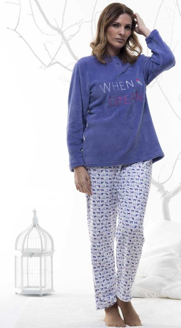 Pijama Blanca Hernandez