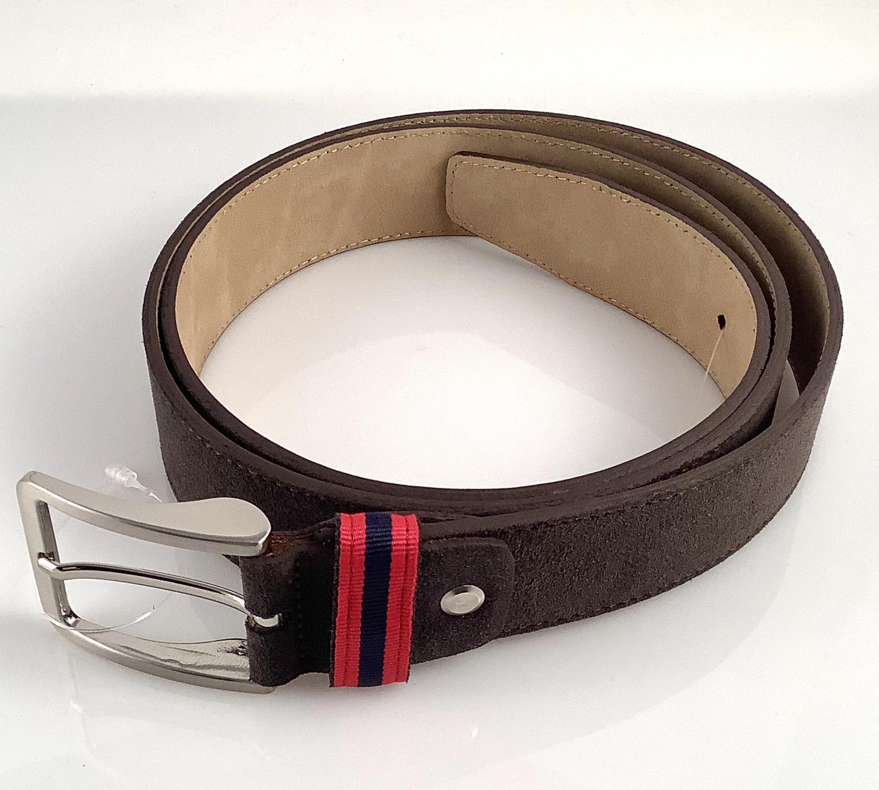 Cinturón piel Manuel Gallardo