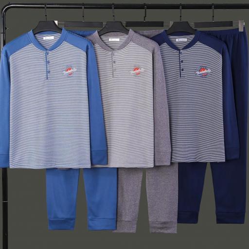 Pijama rayas [0]