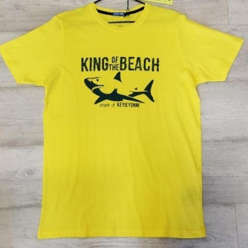 Camiseta Keyjey