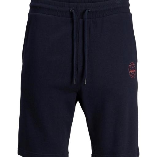 Pantalón chándal corto Jack & Jones