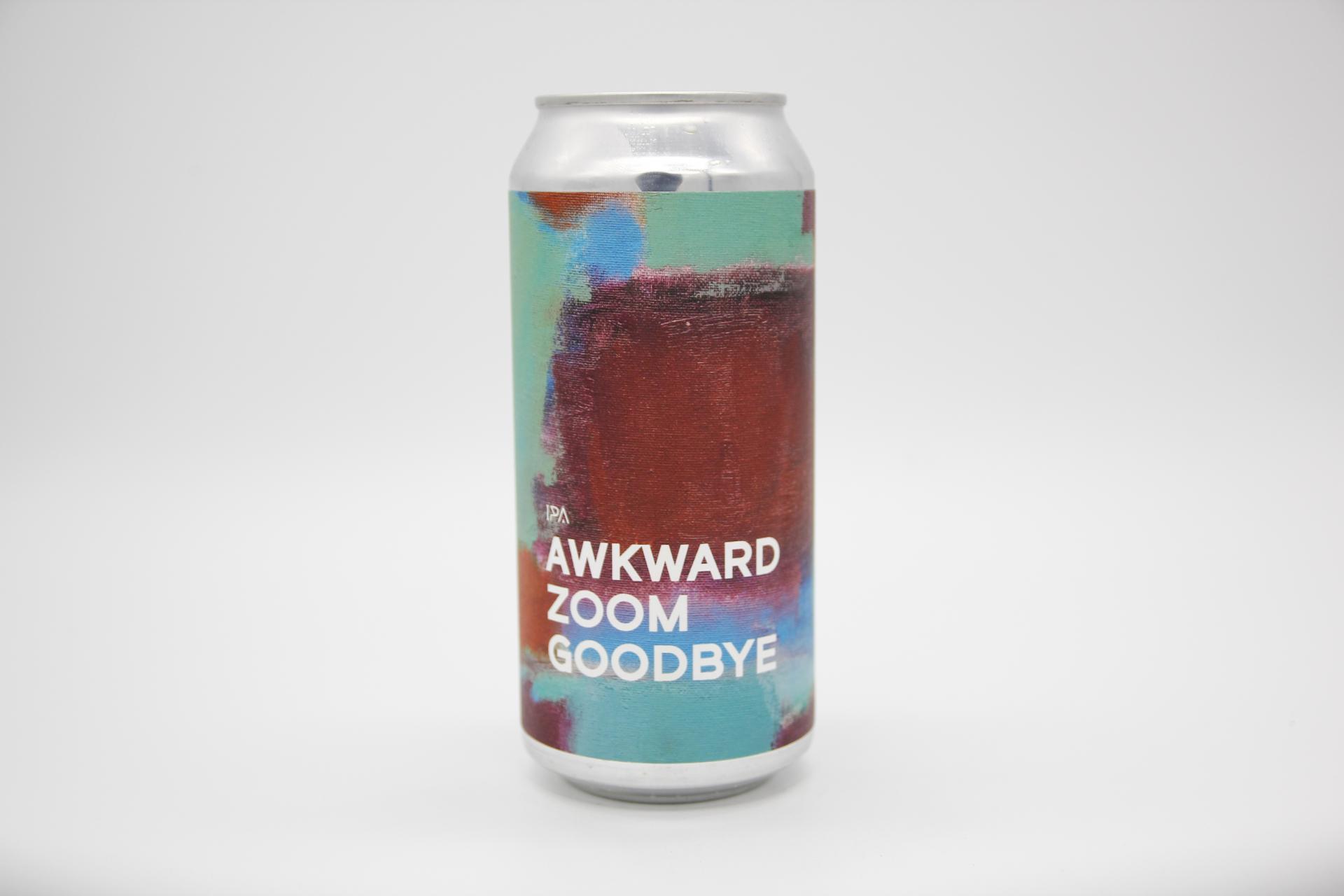 BOUNDARY - AWKWARD ZOOM GOODBYE 44cl
