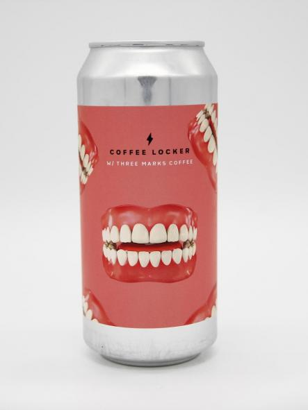 GARAGE BEER - COFFEE LOCKER 44cl