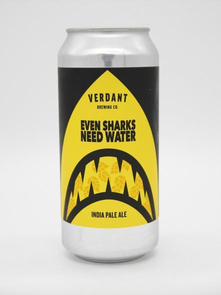 VERDANT - EVEN SHARKS NEED WATER 44cl