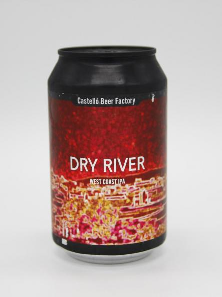 CASTELLÓ BEER FACTORY - DRY RIVER 33cl