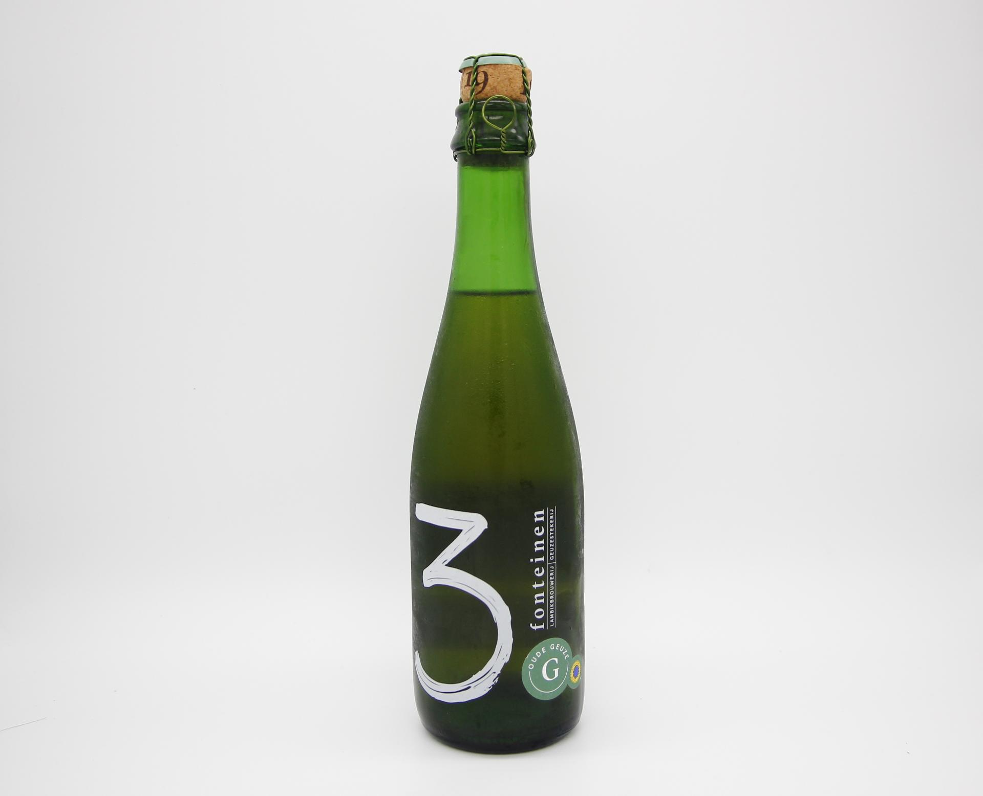 3 FONTEINEN - OUDE GEUZE 37.5cl