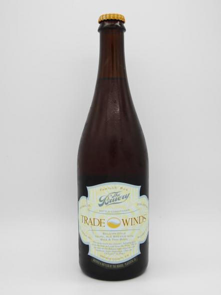 THE BRUERY - TRADE WINDS 75cl