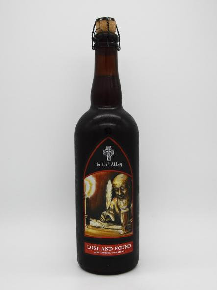 THE LOST ABBEY - LOST AND FOUND 75cl