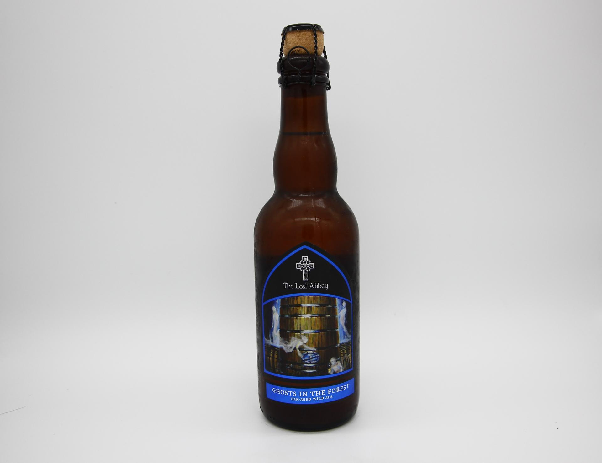 THE LOST ABBEY - GHOSTS IN THE FOREST 37,5cl