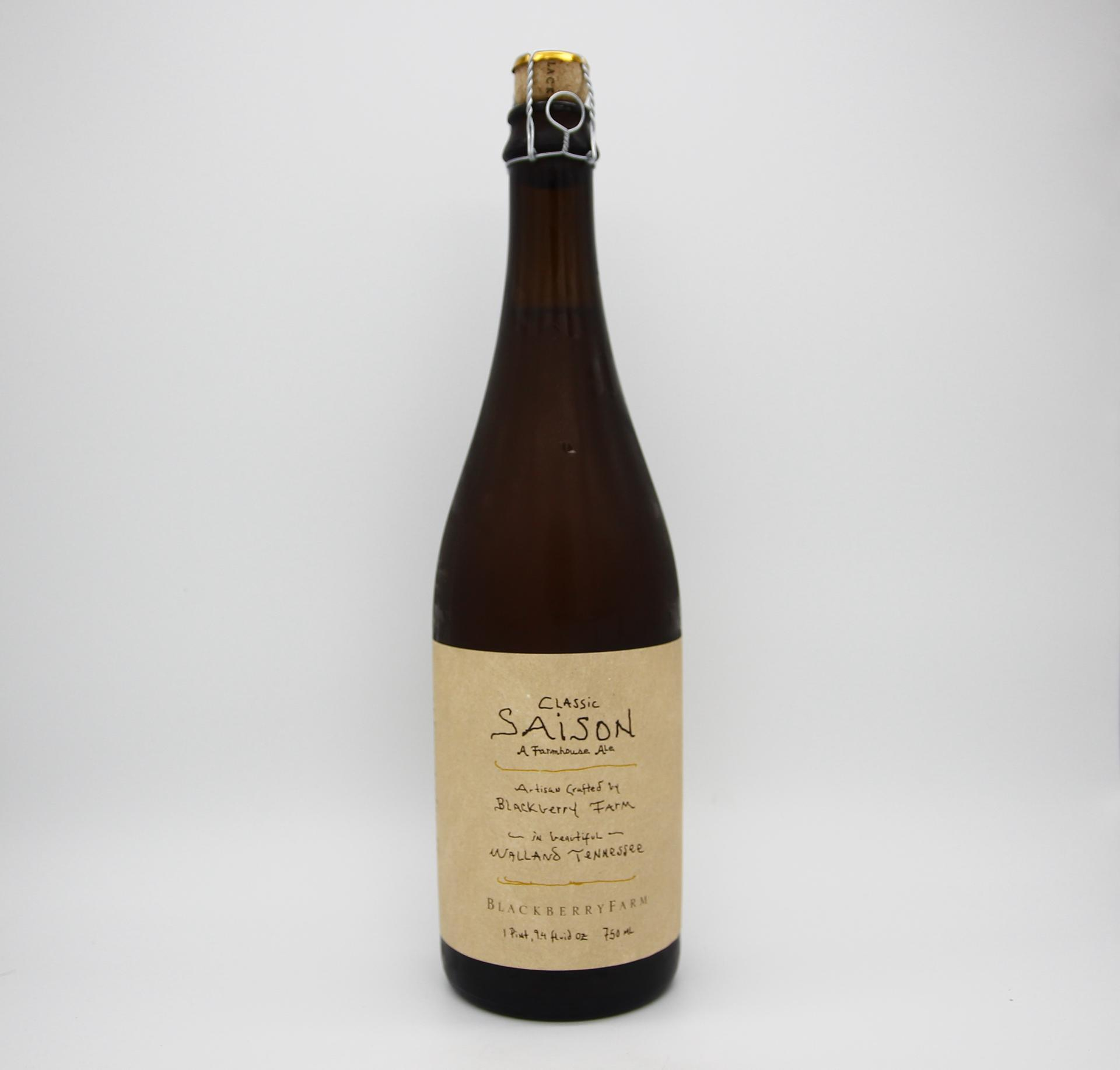 BLACKBERRY FARM - CLASSIC SAISON 75cl