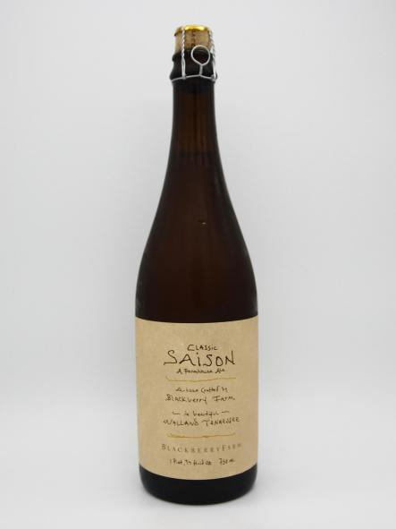 BLACKBERRY FARM - CLASSIC SAISON 75cl [0]
