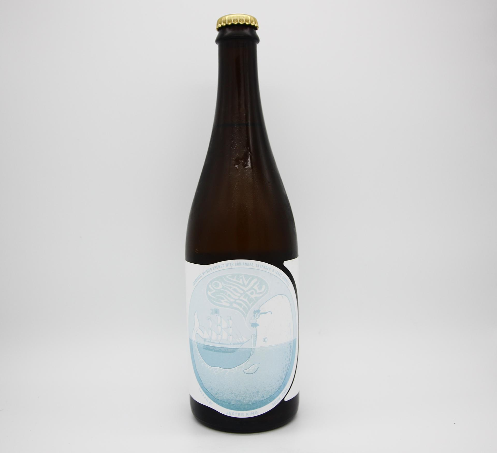 JESTER KING - NO WHALEZ HERE 75cl