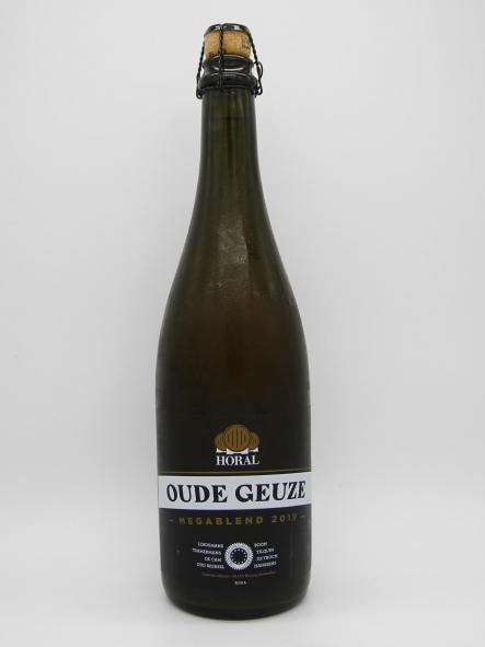 BOON - HORAL OUDE GEUZE MEGABLEND 2019 75cl