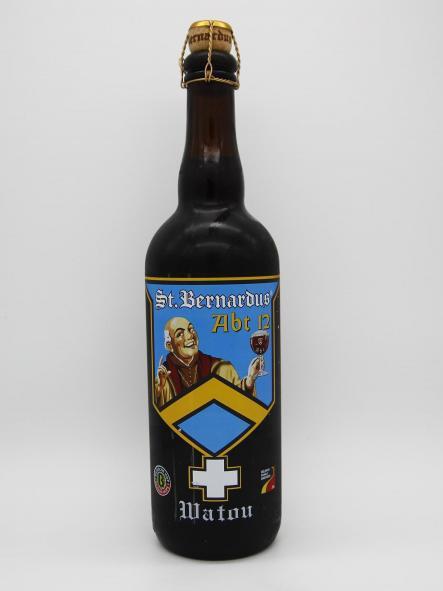 BROUWERIJ ST. BERNARDUS - ABT 12 75cl