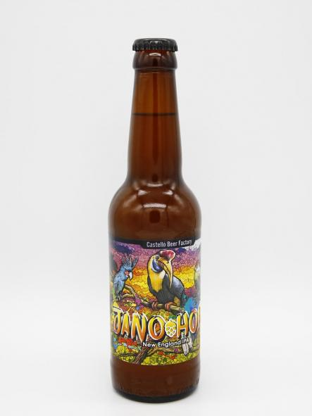 CASTELLÓ BEER FACTORY - JANO HOP 33cl (BOTELLA)