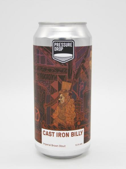 PRESSURE DROP - IRON CAST BILLY 44cl