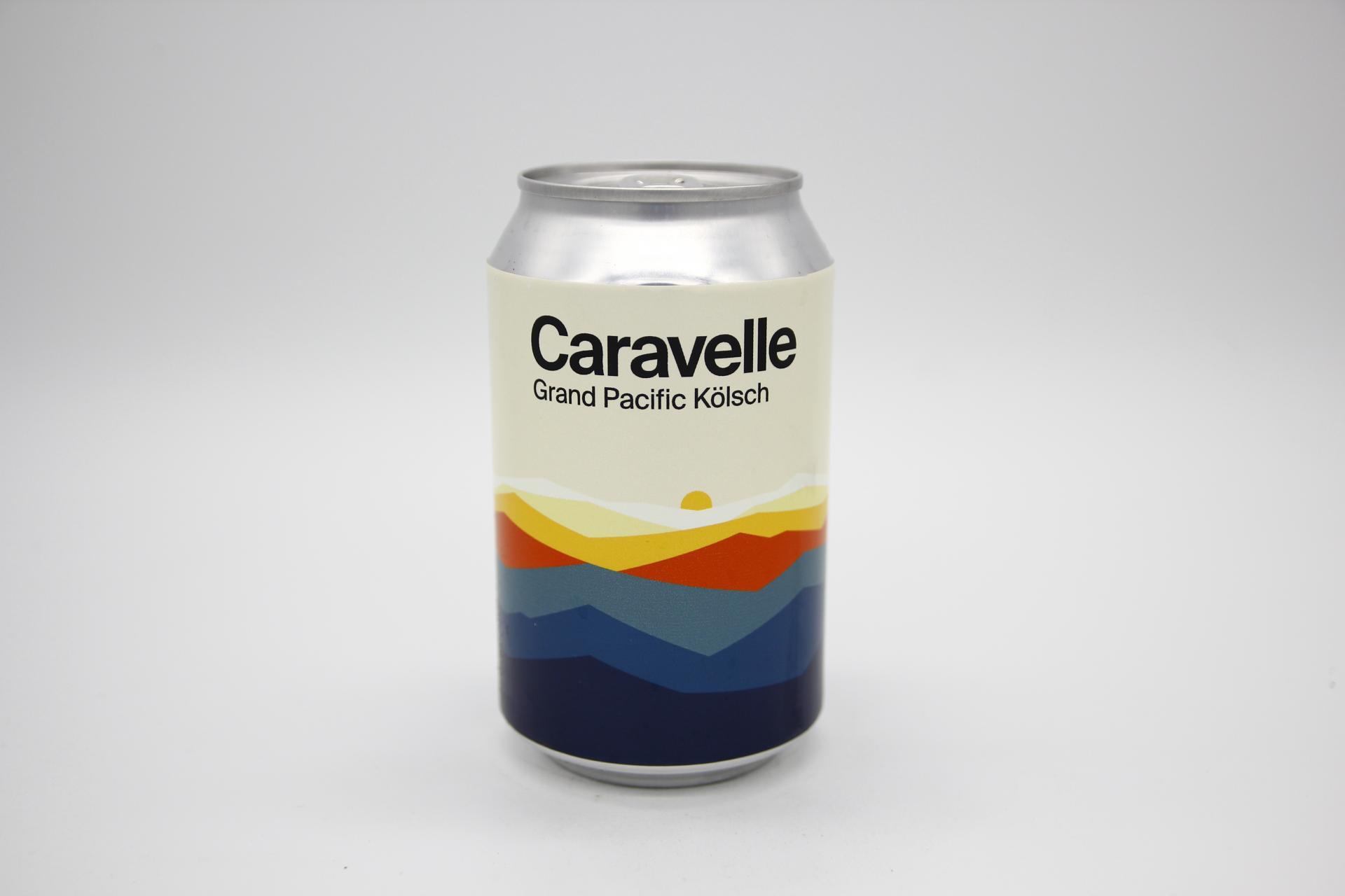 CARAVELLE - GRAND PACIFIC KOLSCH 33cl