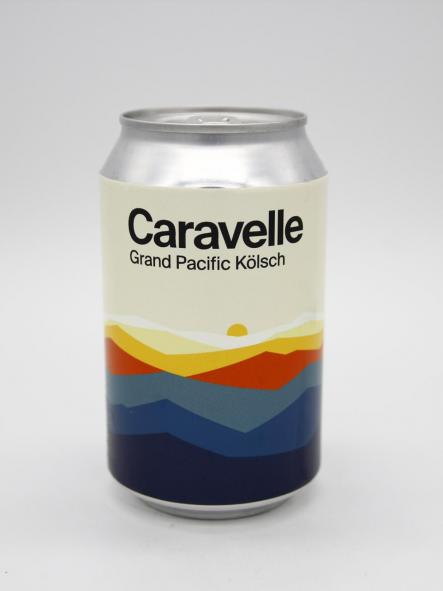 CARAVELLE - GRAND PACIFIC KOLSCH 33cl