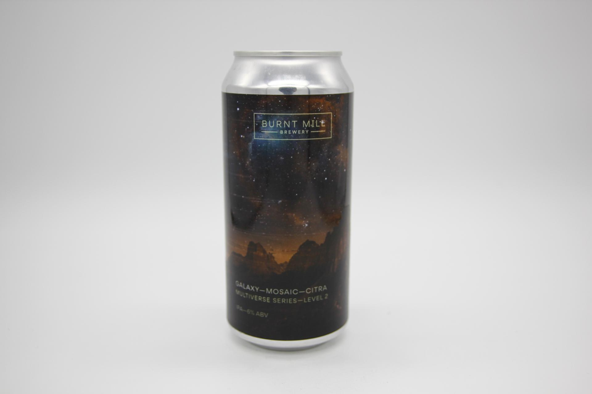 BURNT MILL - MULTIVERSE SERIES - LEVEL 2 44cl