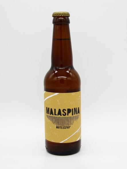 CASTELLÓ BEER FACTORY - MALASPINA 33cl