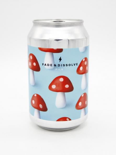 GARAGE BEER - FADE & DISSOLVE 33cl