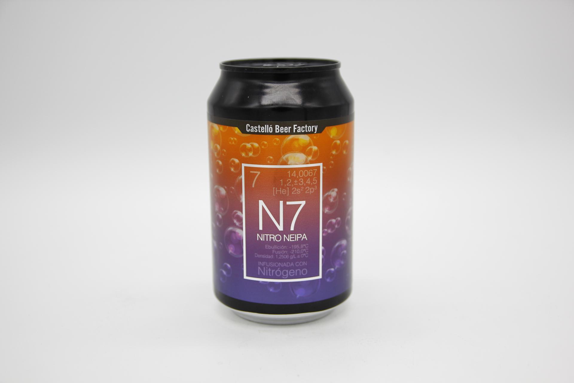 CASTELLÓ BEER FACTORY - N7 33cl