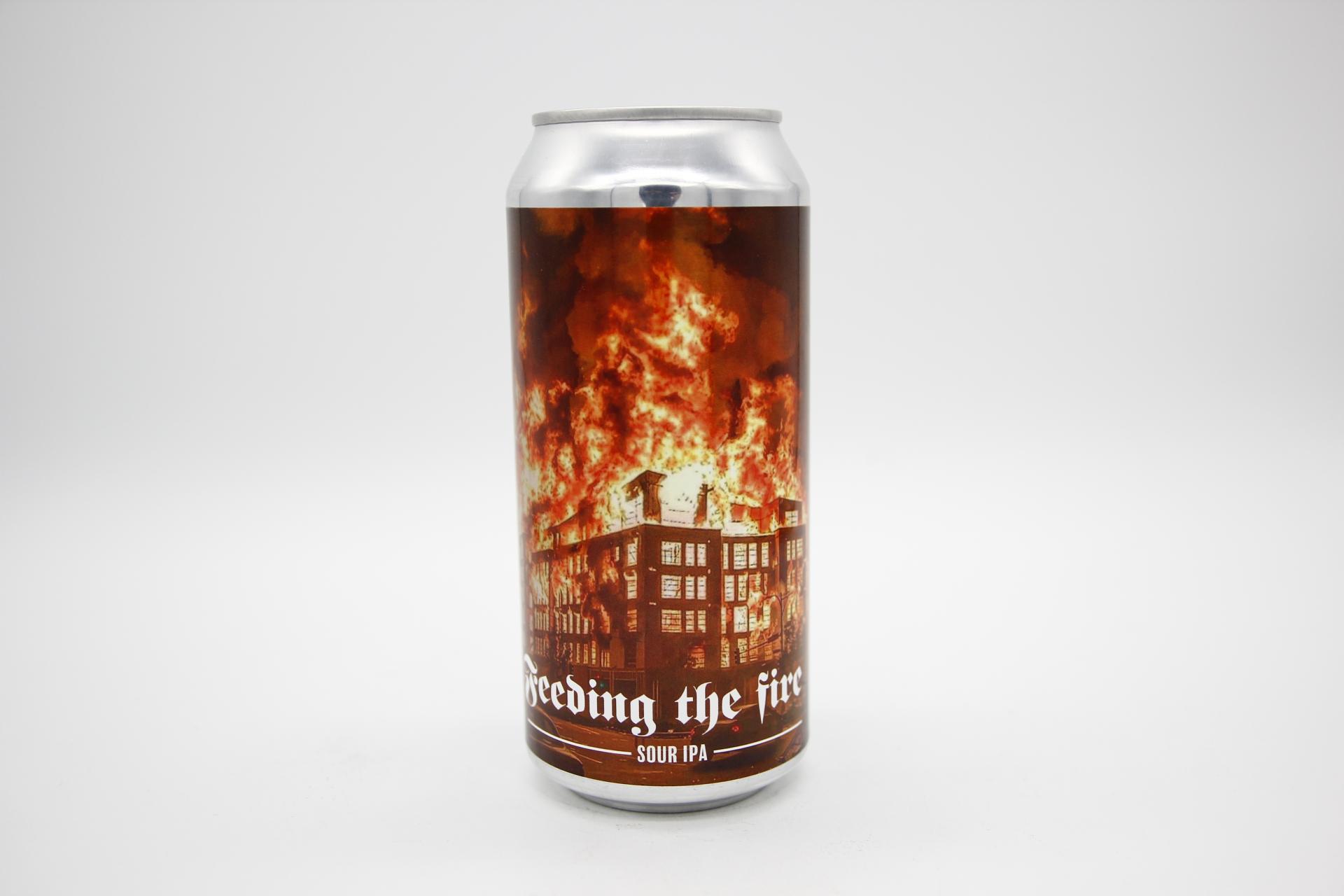 LA CALAVERA - FEEDING THE FIRE 44cl
