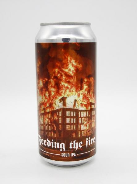 LA CALAVERA - FEEDING THE FIRE 44cl