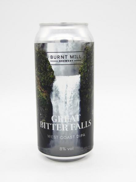BURNT MILL - GREAT BITTER FALLS 44cl
