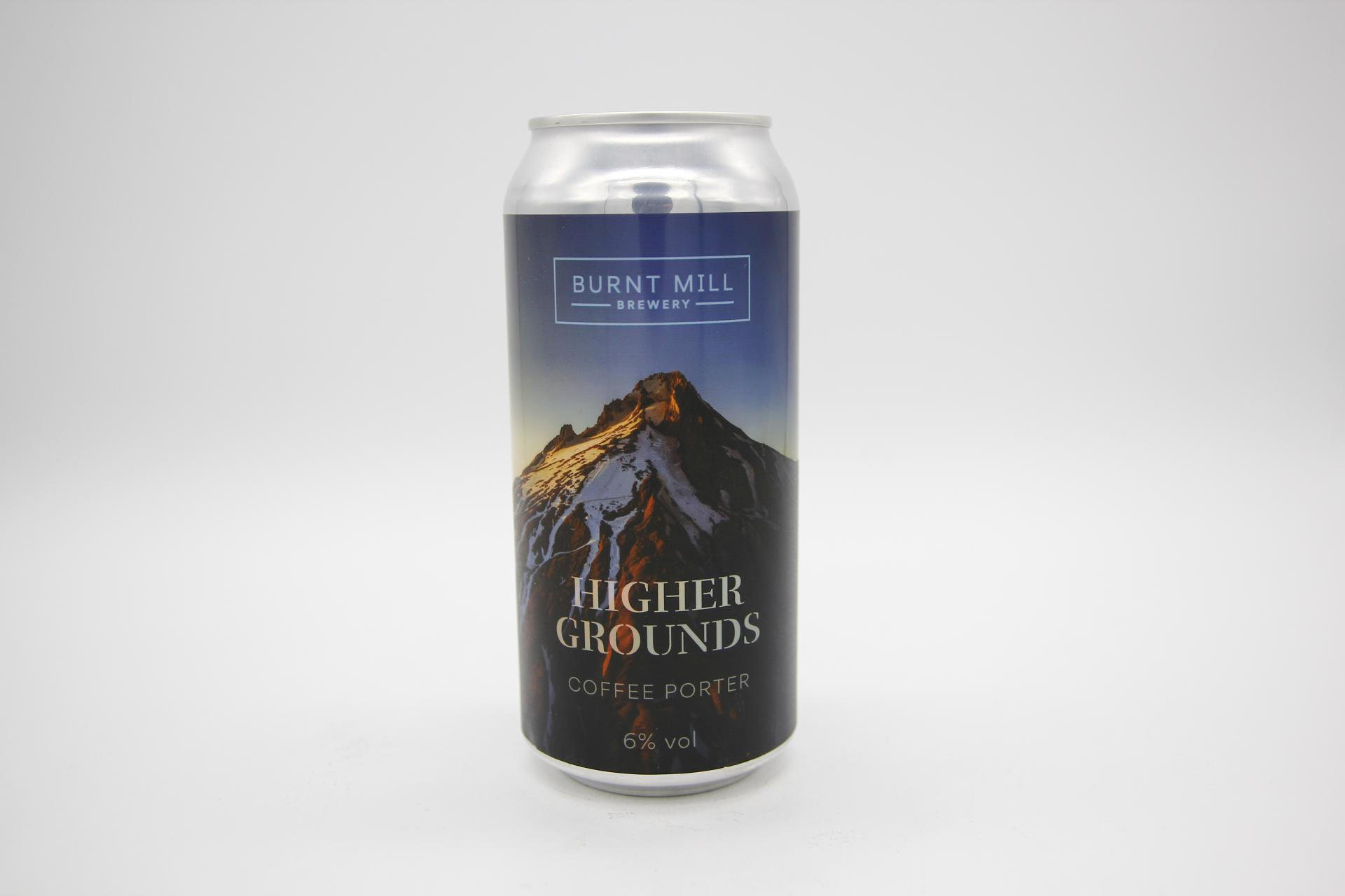 BURNT MILL - HIGHER GROUNDS 44cl
