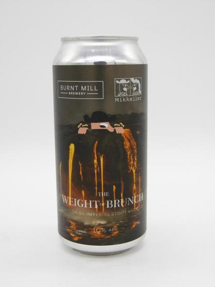 BURNT MILL - THE WEIGHT OF BRUNCH (w/MIKKELLER) 44cl