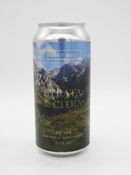 BURNT MILL - STRATA & CITRA GARDENS OF GREEN SERIES 44cl