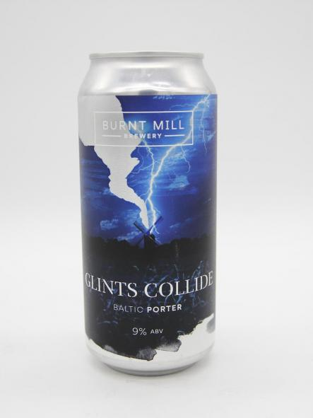 BURNT MILL - GLINTS COLLIDE 44cl