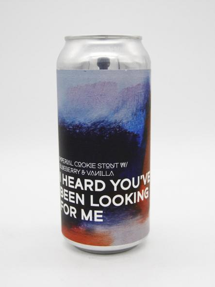 BOUNDARY - I HEARD YOU'VE BEEN LOOKING FOR ME 44cl