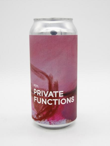 BOUNDARY - PRIVATE FUNCTIONS 44cl