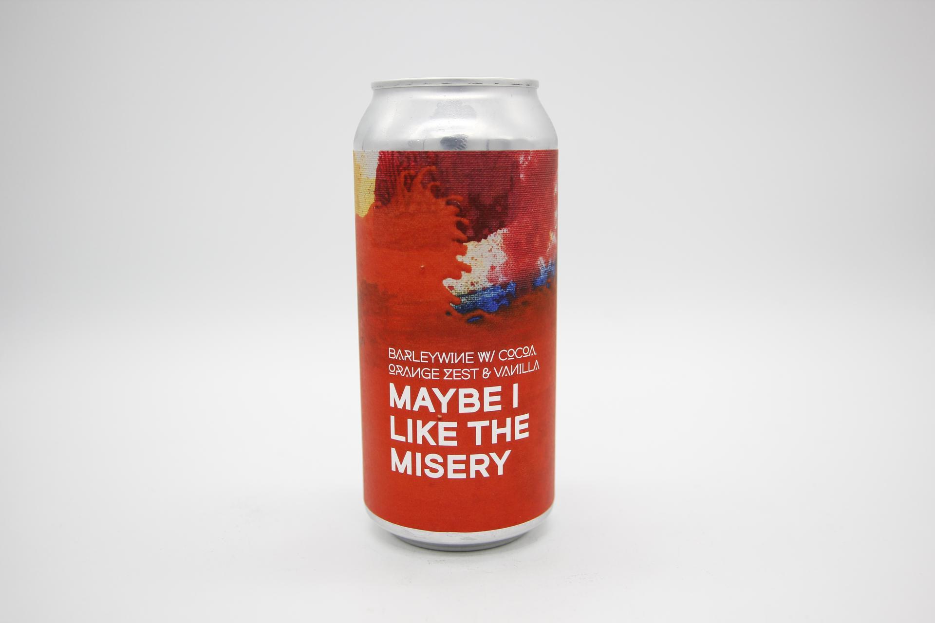 BOUNDARY - MAYBE I LIKE THE MISERY 44cl