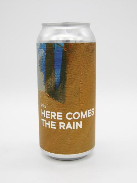 BOUNDARY - HERE COMES THE RAIN 44cl