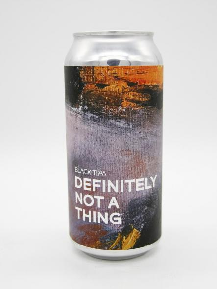BOUNDARY - DEFINITELY NOT A THING (w/CLOUDWATER) 44cl
