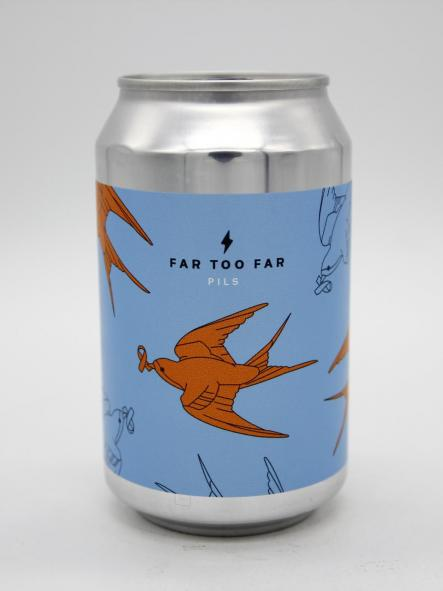 GARAGE BEER - FAR TOO FAR 33cl