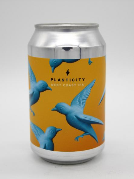 GARAGE BEER - PLASTICITY 33cl
