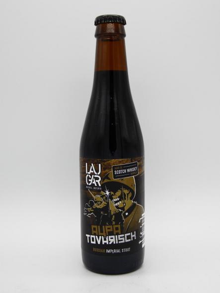 LAUGAR - AUPA TOVARISCH SCOTCH BA 33cl