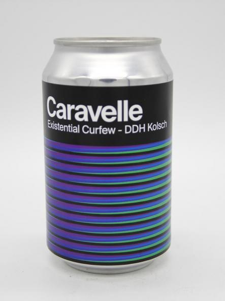 CARAVELLE - EXISTENTIAL CURFEW 33cl