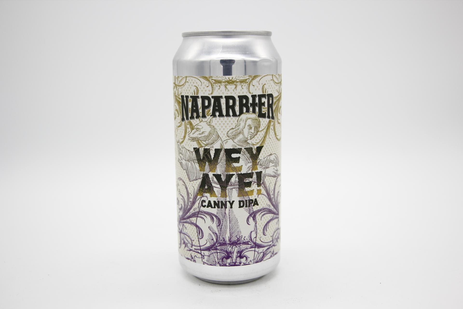 NAPARBIER - WEY AYE! 44cl