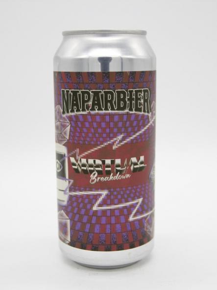 NAPARBIER - VIRTUAL BREAKDOWN 44cl